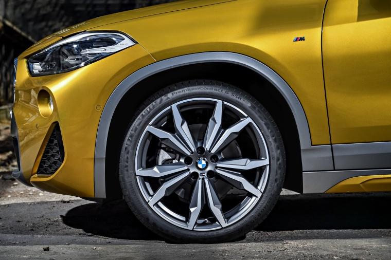 2018 BMW X2 Rim Picture