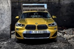 2018 BMW X2 in Galvanic Gold Metallic - Static Frontal View