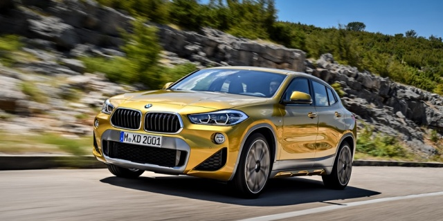 Research the 2018 BMW X2