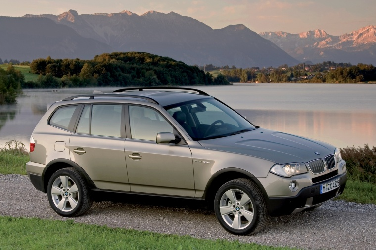 2010 BMW X3 xDrive30i Picture