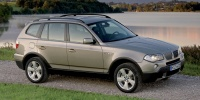 2010 BMW X3 Pictures