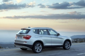 2011 BMW  X3 Picture