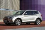 Picture of 2011 BMW X3 xDrive35i in Mineral Silver Metallic