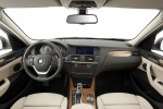 Picture of 2011 BMW X3 xDrive35i Cockpit