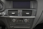 Picture of 2011 BMW X3 xDrive35i Center Stack