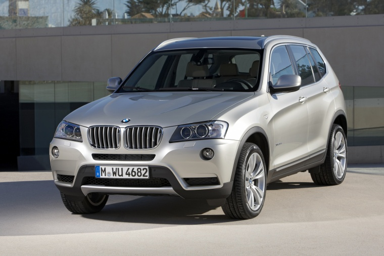 2013 BMW X3 xDrive35i Picture