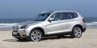 2014 BMW X3 Pictures