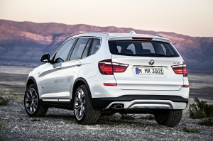 2015 BMW  X3 Picture