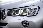 Picture of 2015 BMW X3 Headlight
