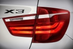 Picture of 2016 BMW X3 Tail Light