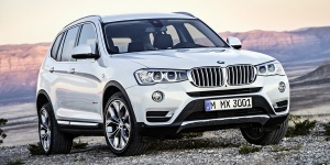 2016 BMW X3 Reviews / Specs / Pictures / Prices