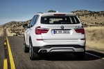 Picture of 2017 BMW X3 in Mineral White Metallic