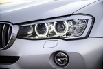 Picture of 2017 BMW X3 Headlight