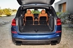 Picture of a 2018 BMW X3 M40i's Trunk