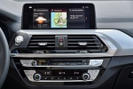 Picture of a 2018 BMW X3 M40i's Dashboard Screen