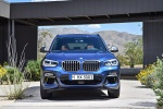 2018 BMW X3 M40i in Phytonic Blue Metallic - Static Frontal View