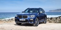 2018 BMW X3 Pictures