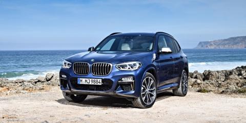 2019 BMW X3 sDrive30i, xDrive30i, M40i AWD Review
