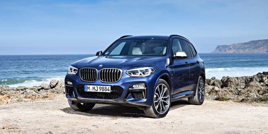 Research the 2019 BMW X3