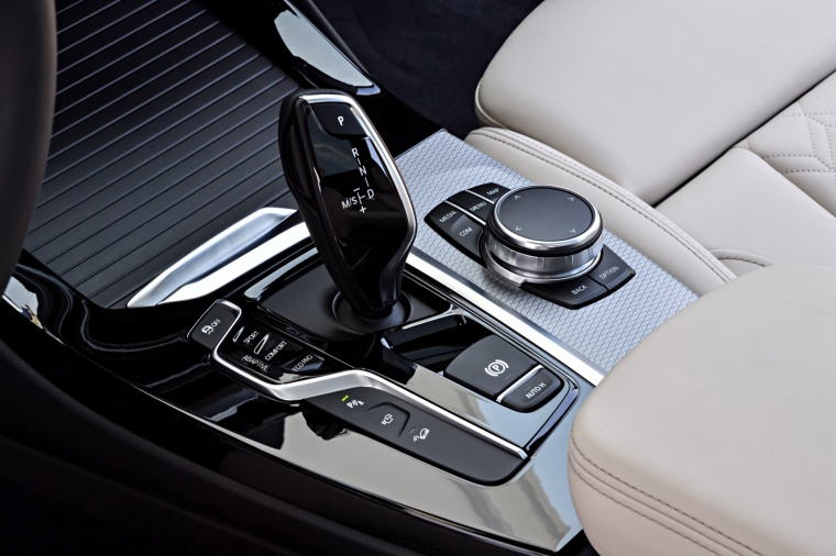 2020 BMW X3 M40i Automatic Gear Lever Picture