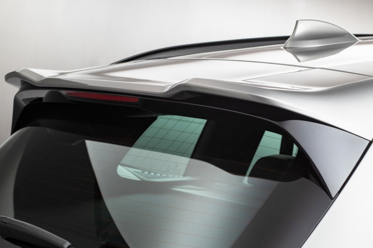 2020 BMW X3 M Competition Rear Spoiler Picture