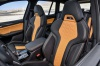 2020 BMW X3 M Competition Front Seats Picture