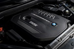 Picture of a 2020 BMW X3 M40i's 3.0-liter turbocharged Inline-6 Engine