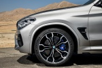 Picture of a 2020 BMW X3 M Competition's Rim