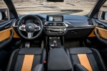 Picture of a 2020 BMW X3 M Competition's Cockpit