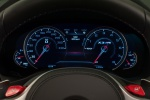 Picture of a 2020 BMW X3 M Competition's Gauges