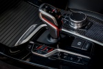 Picture of a 2020 BMW X3 M Competition's Gear Lever