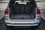Picture of a 2020 BMW X3 M Competition's Trunk