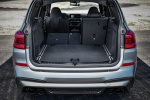 Picture of a 2020 BMW X3 M Competition's Trunk with Rear Seat Folded