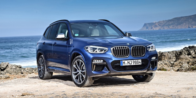 Research the 2020 BMW X3