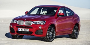 Research the 2015 BMW X4