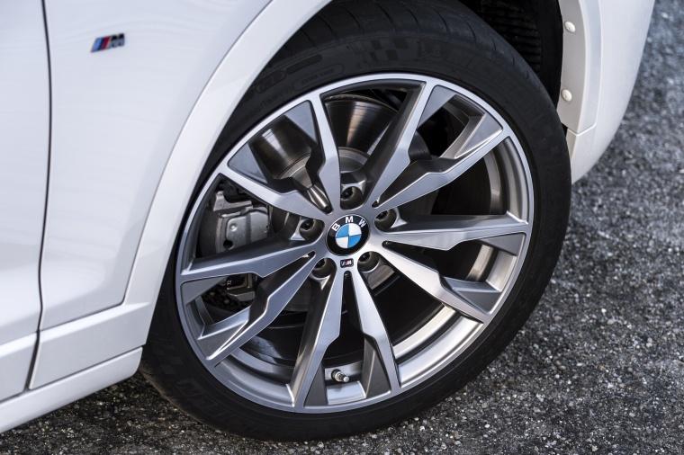 2017 BMW X4 M40i Rim Picture