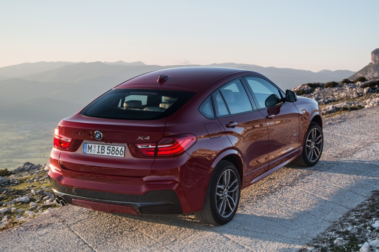 2017 BMW X4 Picture