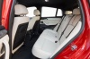 2017 BMW X4 Rear Seats Picture