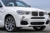 2017 BMW X4 M40i Front Fascia Picture