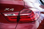 Picture of 2017 BMW X4 Tail Light