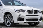 Picture of 2017 BMW X4 M40i Front Fascia