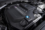 2017 BMW X4 M40i 3.0L Inline-6 turbocharged Engine