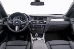 Picture of 2017 BMW X4 M40i Cockpit