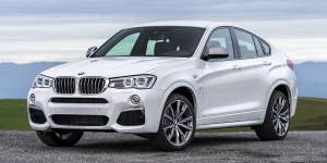 Research the 2017 BMW X4