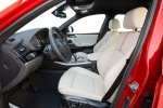 Picture of 2018 BMW X4 Front Seats