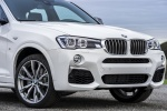 Picture of 2018 BMW X4 M40i Front Fascia
