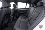 2018 BMW X4 M40i Rear Seats
