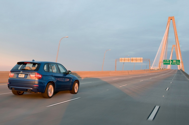 2010 BMW X5 M Picture