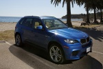 2010 BMW X5 M in Monte Carlo Blue Metallic - Static Front Right Three-quarter View