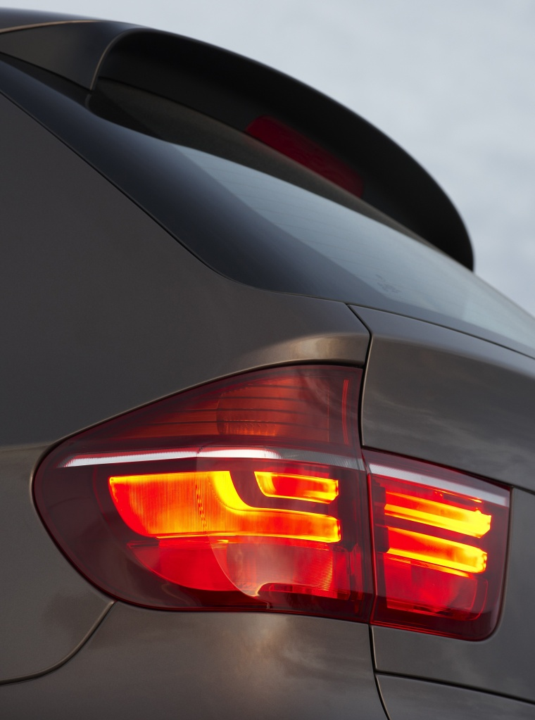 2011 BMW X5 xDrive50i Tail Light Picture